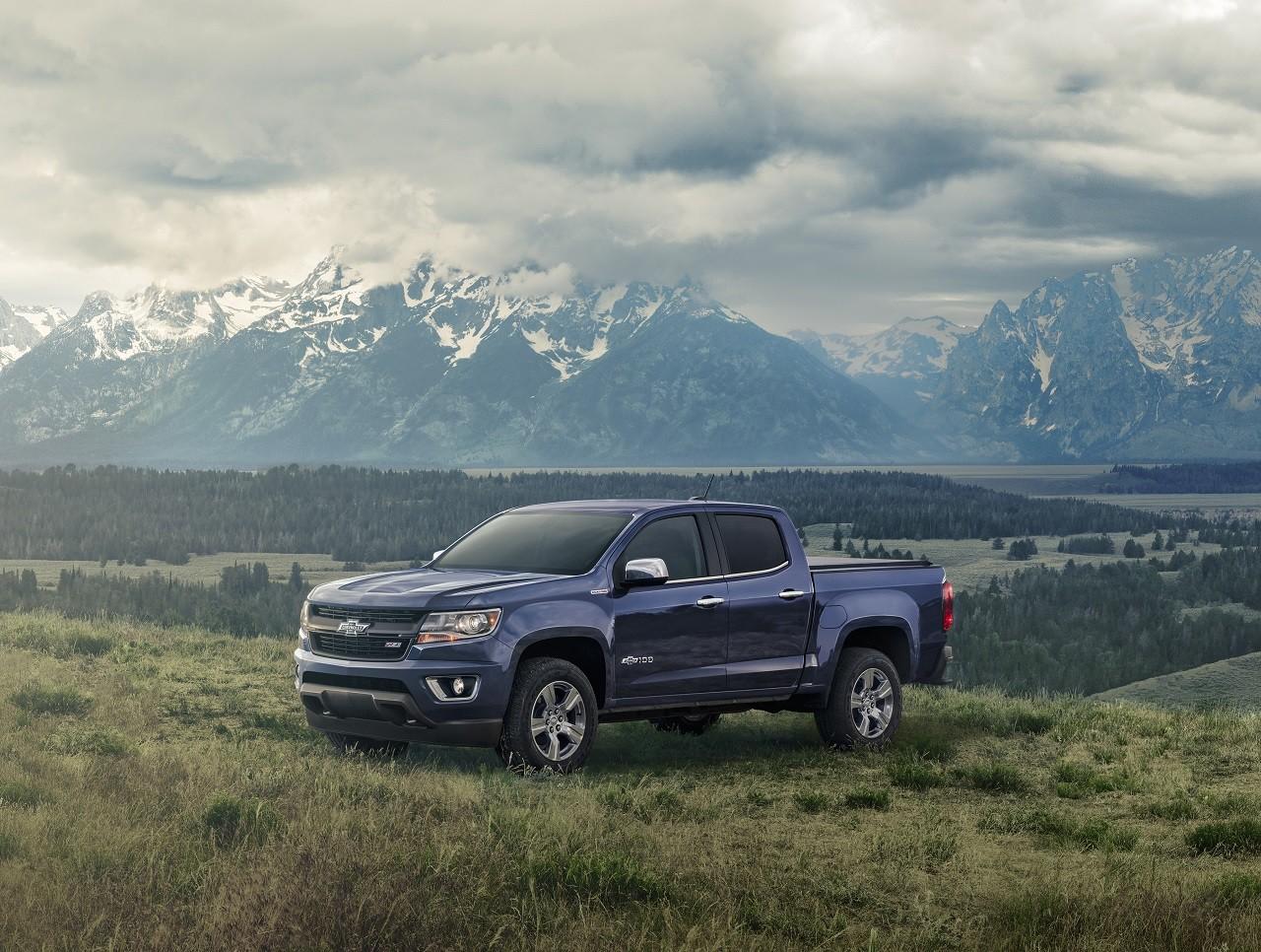 Foto de Chevrolet Silverado y Colorado edición Centennial (7/15)