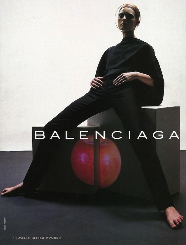 Campañas Balenciaga con Nicolas Ghesquière