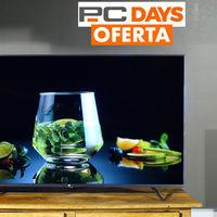 El Smart TV 4K de Xiaomi con Android es uno de los mejores en relación calidad/precio y hoy tiene 60 euros de descuento en los PcDays