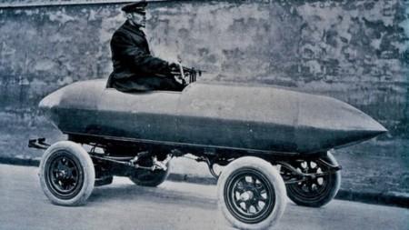 Cuando los coches eléctricos eran más comunes que los de gasolina