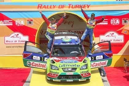 El Focus ha puntuado en sus últimos 100 Rallys WRC