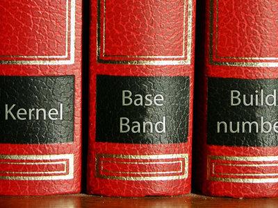 ¿Qué son el kernel, la banda base y la compilación en un dispositivo Android?