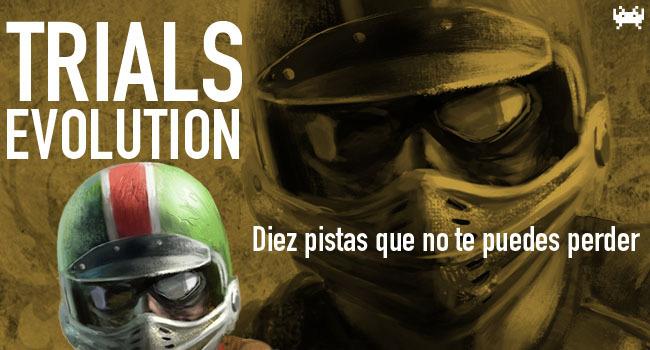 Diez pistas que no te puedes perder en 'Trials Evolution'