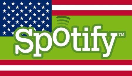 Los últimos cambios en Spotify no son bien recibidos en Estados Unidos