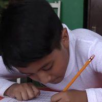 Iker: el niño de 9 años del Estado de México que se convirtió en campeón mundial de aritmética mental