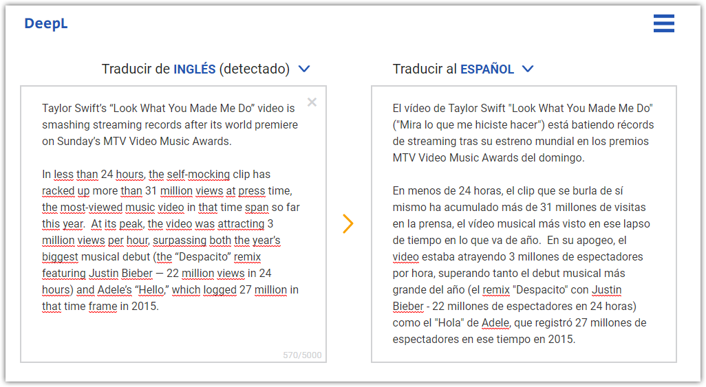 DeepL sale a competir con Google Translate