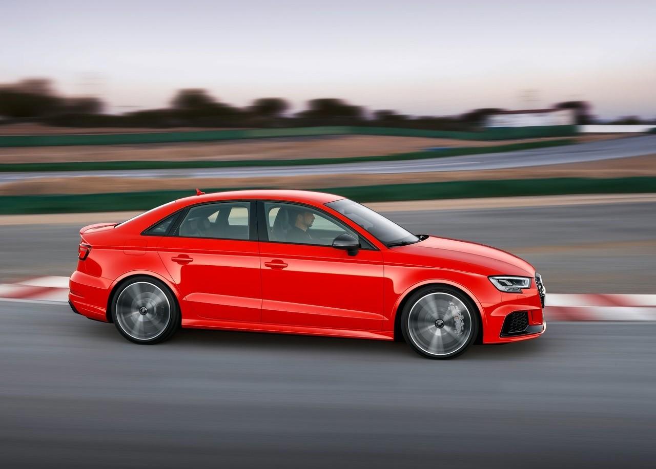 Foto de Audi RS3 Sedán (9/16)