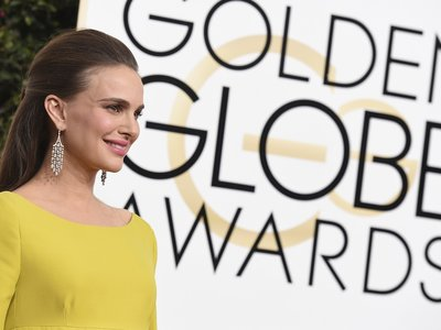 Todos los looks vistos en la alfombra roja de los Globos de Oro 2017