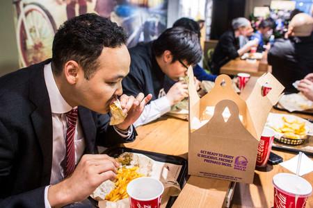 Dieta Trump Comida Rapida