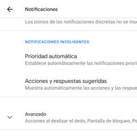 Android Q Beta 4 estrena las notificaciones inteligentes, con prioridad automática y sugerencia de respuestas