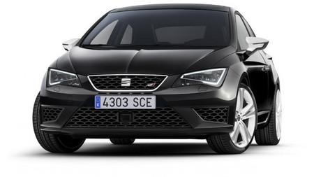 """SEAT León Cupra 280, ahora con el paquete """"Sub8 Performance"""""""