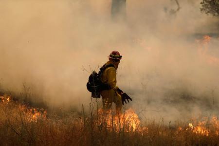 Incendio En Mendocino