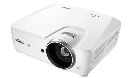 Los proyectores 4K empiezan a llegar a las gamas medias y este nuevo de Vivitek es una buena muestra de ello