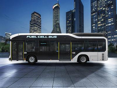 El autobús del mañana es más seguro, más ecológico y lo ve absolutamente todo