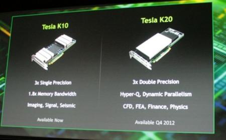La 'super' Tesla K20 de NVidia está aquí