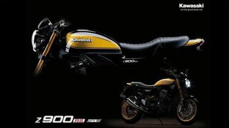 Kawasaki Z 900 Rs Se 2022 3