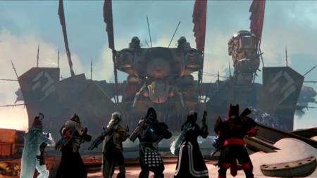 Ya puedes jugar a La Furia de las Máquinas, la nueva incursión de Destiny