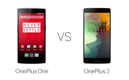 OnePlus 2: las diferencias con el modelo del año pasado