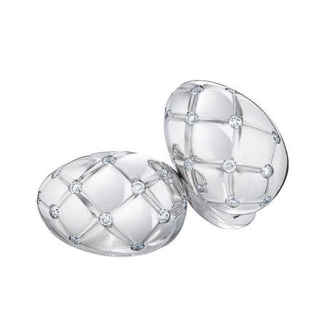 fabergeTreillage-Or-Blanc-Cufflinks-Polished