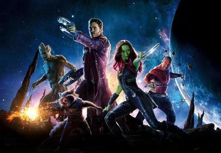 'Guardianes de la Galaxia', un hito del cine de entretenimiento
