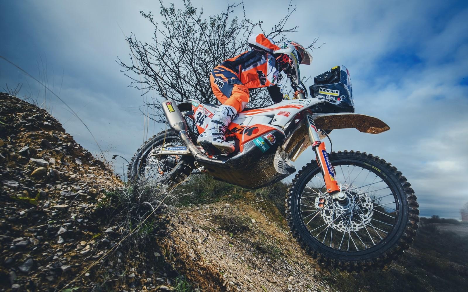 Foto de KTM 450 Rally Dakar 2019 (20/116)
