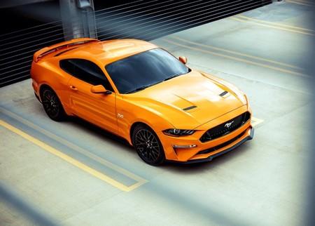 La séptima generación del Mustang llegará un año más tarde