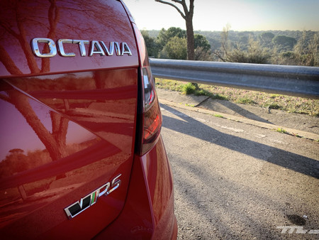 Skoda Octavia Combi RS 245 Prueba
