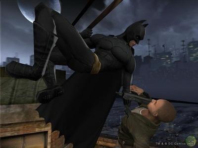 Batman Begins: vuelve el murciélago