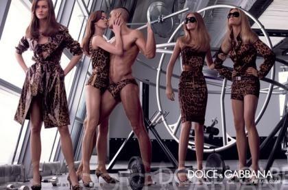 La nueva campaña de Dolce&Gabbana para Otoño/Invierno 2007/08