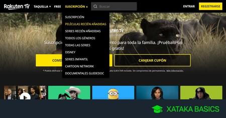 Rakuten TV: qué es, cuánto cuesta y cómo ver su catálogo de series y películas
