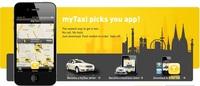 Aplicaciones viajeras: myTaxi