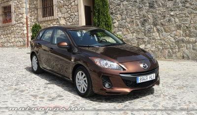 Mazda3 1.6 CRTD 115 cv, prueba (exterior e interior)