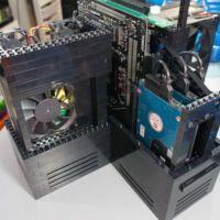 Este ordenador de alta gama hecho con Lego es lo más chulo que vas a ver hoy