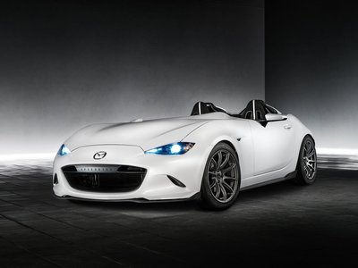 Mazda registra el nombre MX-30: ¿se avecina un hermano para el MX-5?