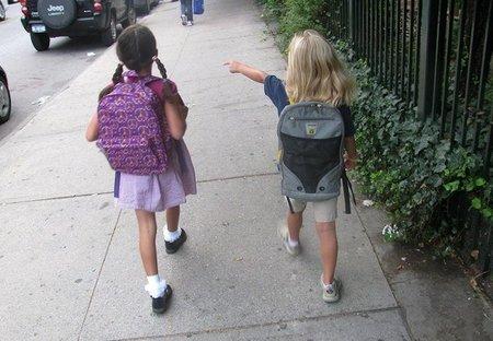 Consejos para llevar la mochila del colegio