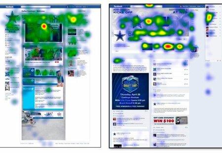Cómo vemos las nuevas páginas de empresa de Facebook... literalmente