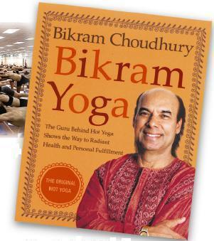 Beneficios e historia del Bikram Yoga: hot yoga