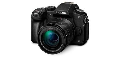 Panasonic Lumix Dmc G80mec K