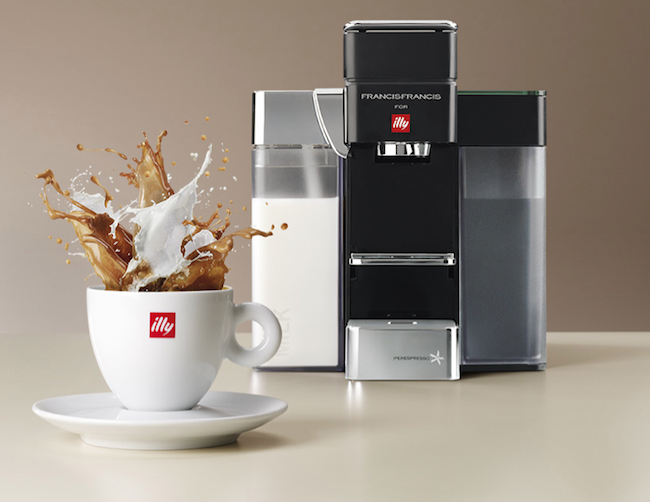 Cafetera illy - Cafetera illy ...