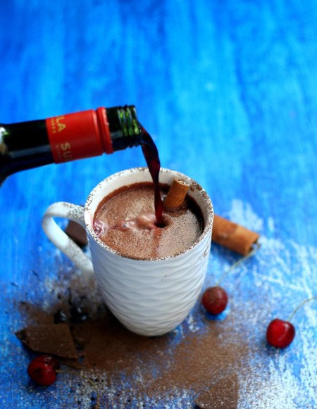 Red Wine Hot Chocolate The Recipe 1024x1024