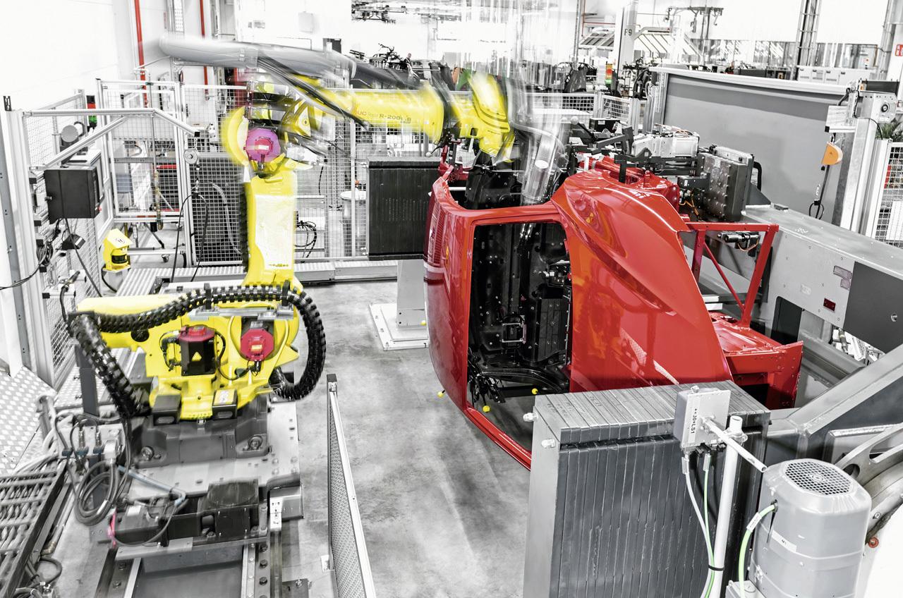 Foto de Audi R8 fabricación (4/8)