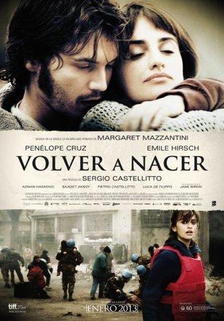 El cartel de Volver a Nacer