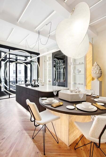 Cocinas Casa Decor 2021 Sixty Pro Rosa Urbano