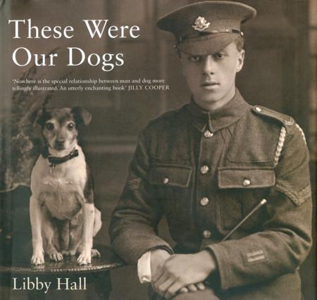 Libby Hall coleccion perros Libro