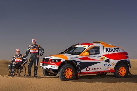 Isidre Esteve y Txema Villalobos a la conquista de un nuevo Dakar en 2019