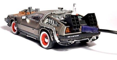 Disco duro DeLorean, imagen de la semana