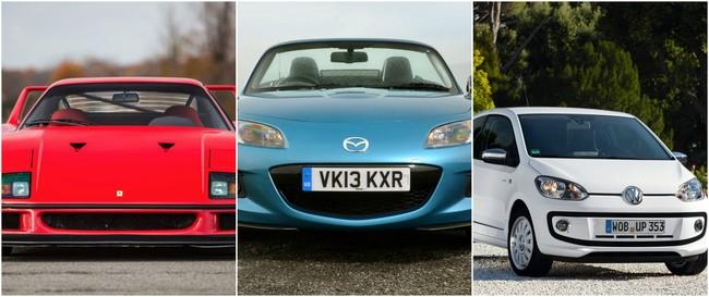 En el Día Mundial de la Sonrisa, estos ocho coches te presumen sus rostros felices