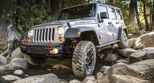 Jeep Wrangler Rubicon 10 Aniversario