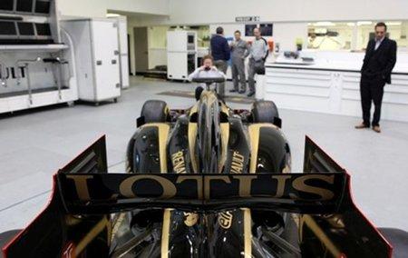 Lotus no descarta desarrollar sus propios motores