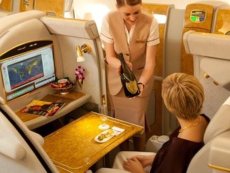 Emirates Airlines, disfruta de una estancia de lujo en tu vuelo a los EAU